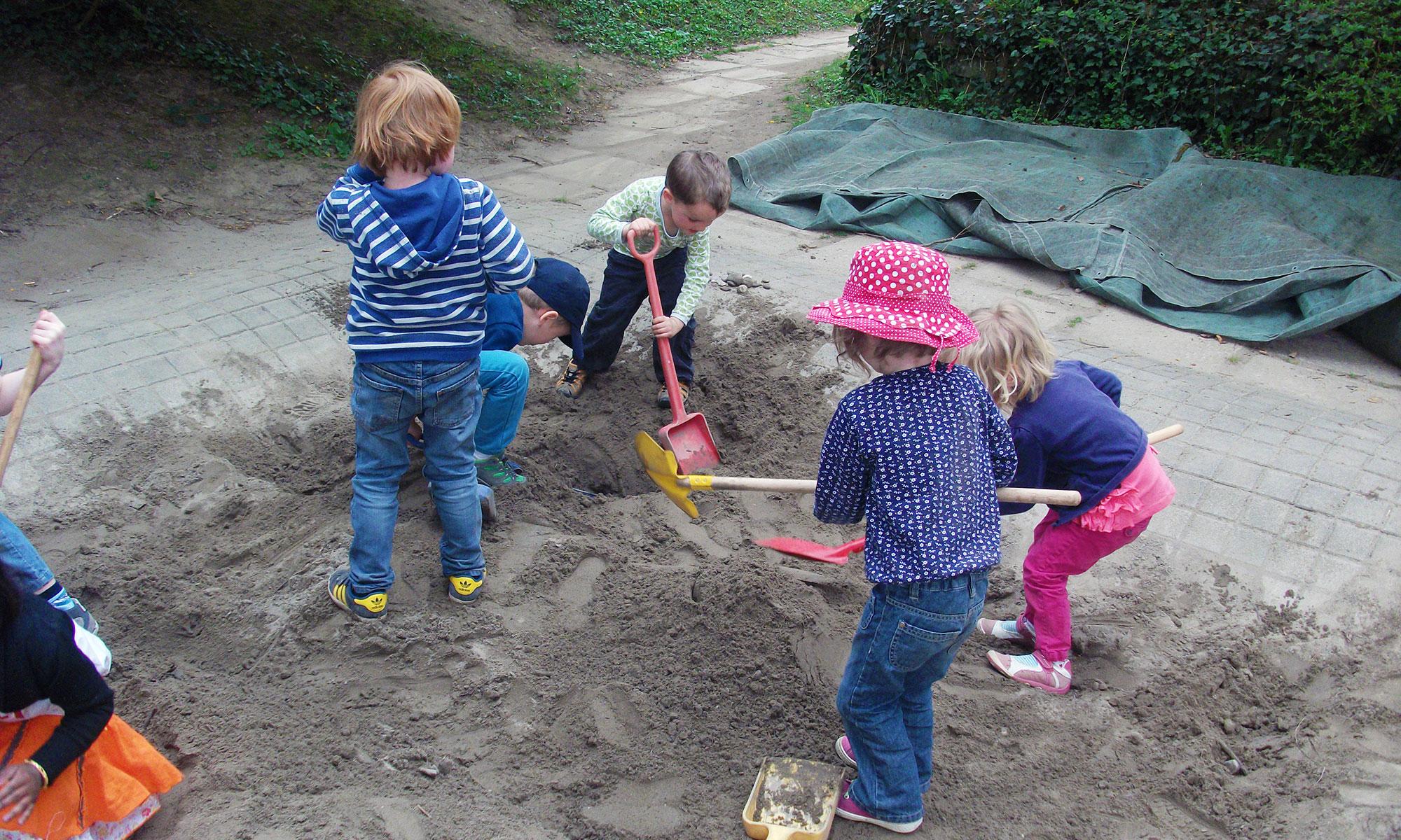 Kreativität - Montessori integrativer Kindergarten, Beethovenstrasse, 79100 Freiburg